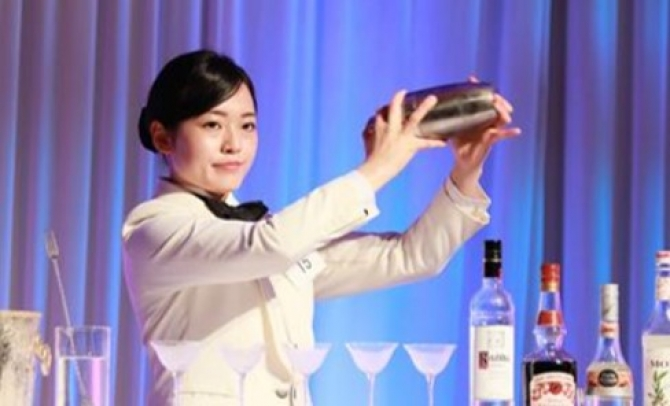 2018年 - Yokohama Cocktail Competition / NBA 横浜支部