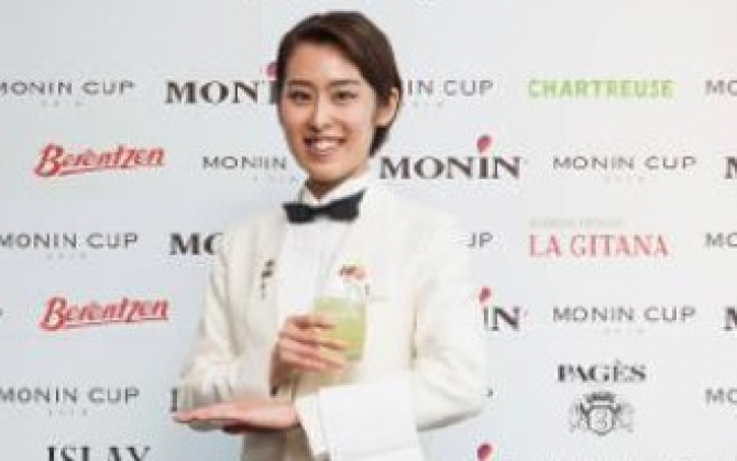 2018年 - Monin Cup Japan / Monin Cocktail Competition/日仏貿易株式会社
