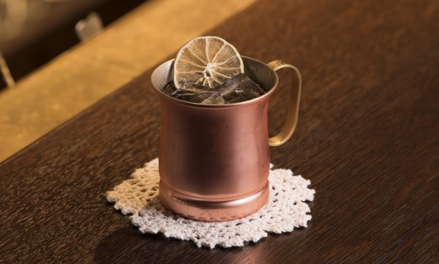 MOSCOW MULE ANGELICA<br>モスコミュール・アンジェリカ