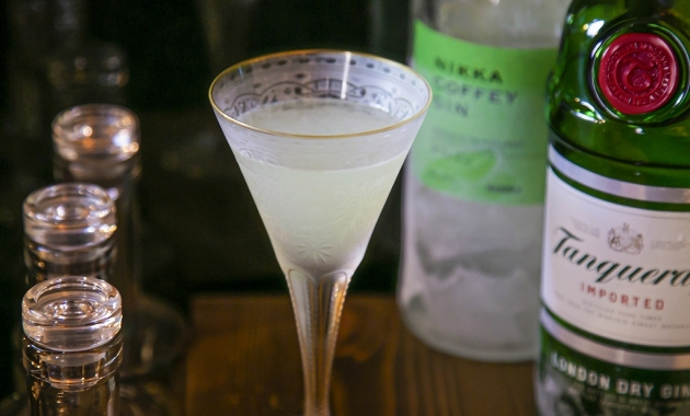Shiso Gimlet<br>シソ・ギムレット