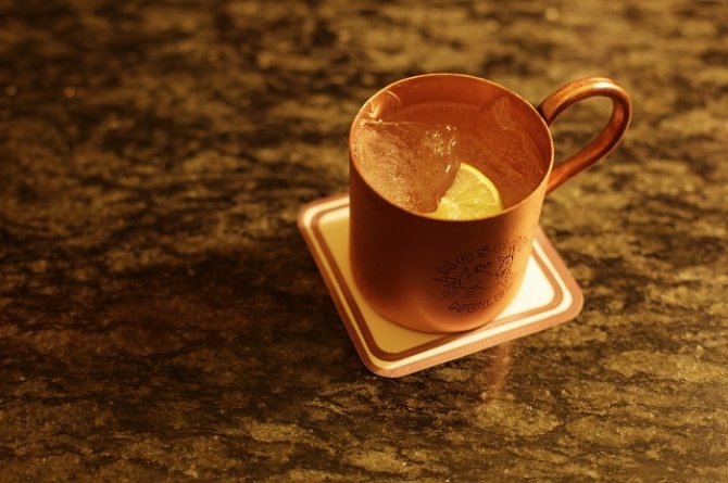 Moscow Mule <br>モスコミュール