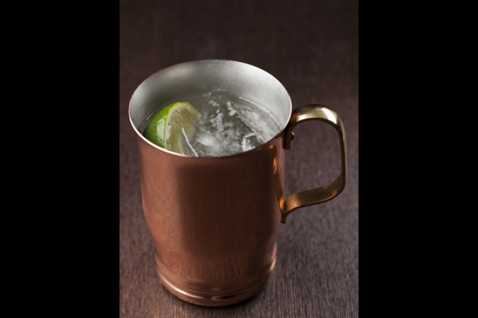 Moscow Mule<br>モスコミュール