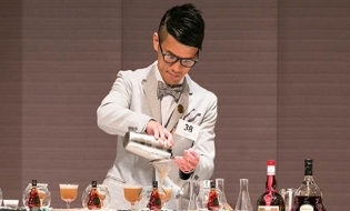 2016年 - Hennessy X.O. Cocktail Competition / MHD