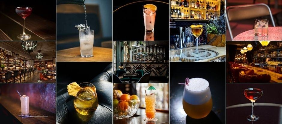 「The World's 50 Best Bars 2020」
