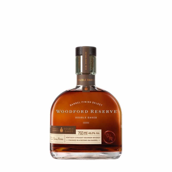 Woodford Reserve Double Oaked<br>ウッドフォードリザーブ ダブルオークド