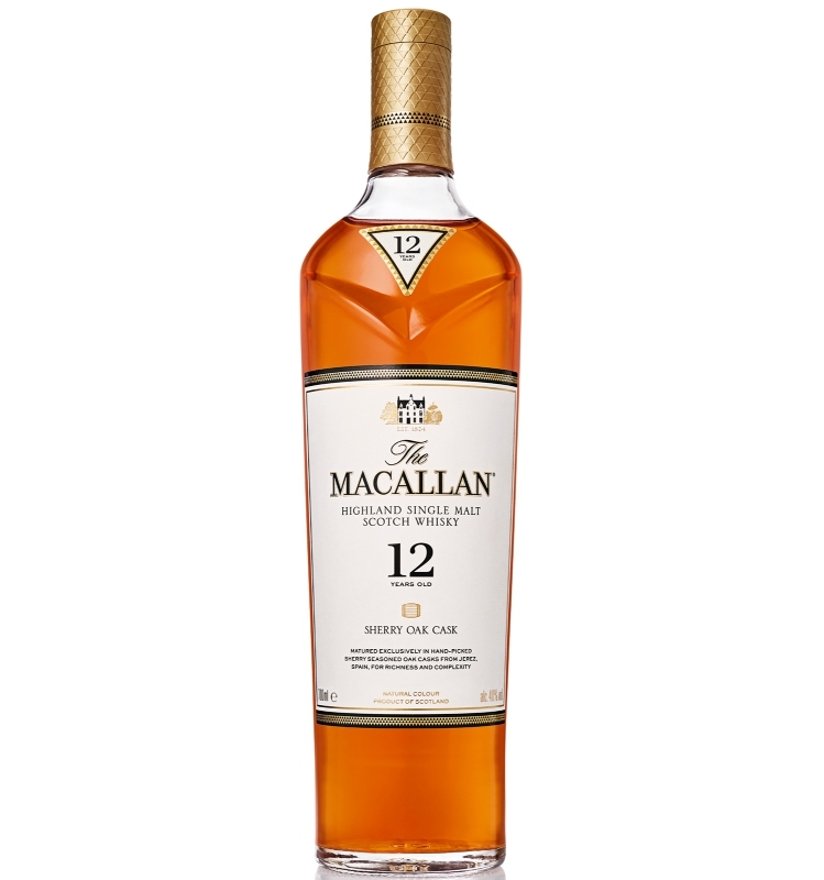 The Macallan 12 Years Old<br>ザ・マッカラン12年