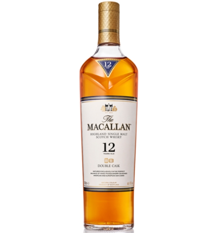 The Macallan Double cask 12 Years Old<br>ザ・マッカランダブルカスク12年