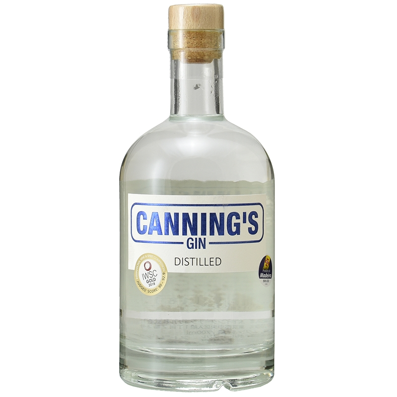 Gin Canning's<br>ジン カニングス