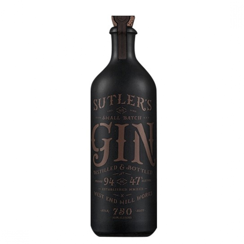 Sutler's Craft Gin<br>サトラーズ クラフト・ジン